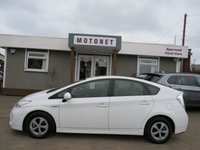 2015 TOYOTA PRIUS 1.8 T3 VVT-I 5DR AUTOMATIC 99 £0 ROAD TAX+++ £15200.00