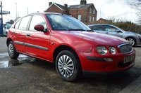 USED 2000 ROVER 25 1.4 IE 16V 5d 84 BHP