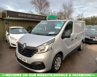 USED 2016 66 RENAULT TRAFIC 1.6 SL27 BUSINESS PLUS DCI S/R P/V 1d 115 BHP