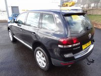 USED 2010 10 VOLKSWAGEN TOUAREG 2.5 SE DPF 5d AUTO 172 BHP 3 Months National Warranty - 1 Years MOT for New Owner