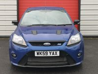 USED 2009 59 FORD FOCUS 2.5 RS 3d 300 BHP MUST SEE!! APPOINTMENTS ONLY