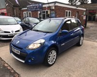 USED 2010 59 RENAULT CLIO 1.1 DYNAMIQUE 16V 5d 75 BHP