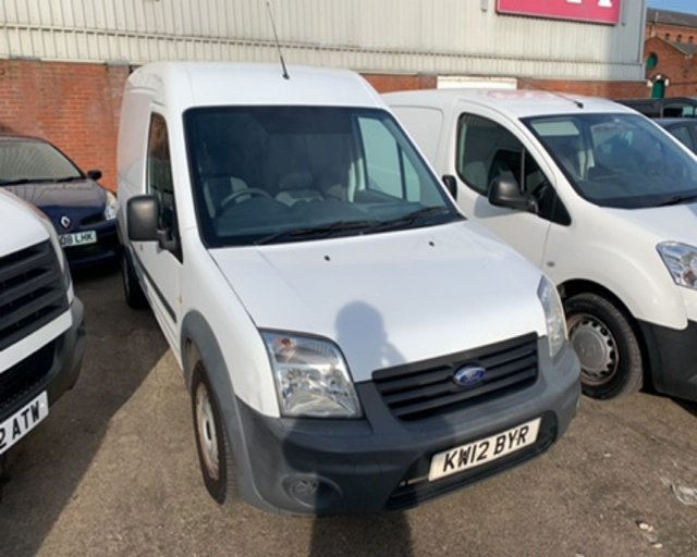 8a4d39d85c 2012 12 FORD TRANSIT CONNECT 1.8 T230 High Roof 5d 90 BHP