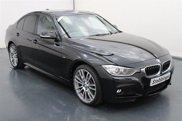 2015 15 BMW 3 SERIES 2.0 320D XDRIVE M SPORT 4d AUTO 181 BHP