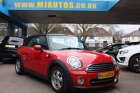 2011 MINI CONVERTIBLE 1.6 COOPER D 2dr 112 BHP £6995.00