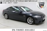 "USED 2012 12 BMW 5 SERIES 2.0 520D M SPORT 4d AUTO 181 BHP Finished in stunning Sophisto Grey Xrillic with Leather Electric Heated Seats, 18"" Alloy Wheels, Privacy Glass, Parking Sensors and Full Service History. Sat Nav, Bluetooth, Stop/Start Function, Air Con, Climate Control, Multi Function Wheel, Cruise Control"
