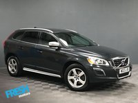 USED 2013 13 VOLVO XC60 2.0 D4 R-DESIGN 5d AUTO  * 0% Deposit Finance Available