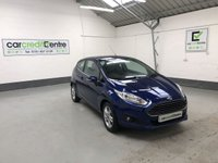 2016 FORD FIESTA