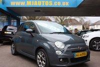 2015 FIAT 500 1.2 S 3dr 69 BHP £5495.00