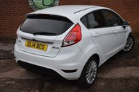 USED 2014 14 FORD FIESTA 1.0 TITANIUM 5d 124 BHP WE OFFER FINANCE ON THIS CAR