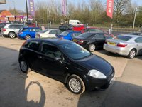 USED 2007 07 FIAT GRANDE PUNTO 1.2 ACTIVE 8V 3d 65 BHP IDEAL 1ST CAR, LOW MILES, MOT