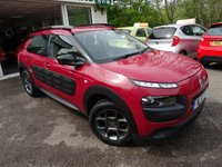 USED 2016 16 CITROEN C4 CACTUS 1.2 PURETECH FEEL 5d 80 BHP Full Service History (Citroen + ourselves), One Owner from new, MOT until March 2020, Great fuel economy! Only £20 Road Tax!