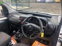 USED 2015 65 CITROEN NEMO 1.2 6674 LX HDI 75 BHP 1 OWNER FROM NEW FULL SERVICE HISTORY 1 OWNER FROM NEW FULL SERVICE HISTORY