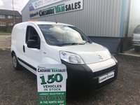 2015 CITROEN NEMO 1.2 6674 LX HDI 75 BHP 1 OWNER FROM NEW FULL SERVICE HISTORY £4995.00