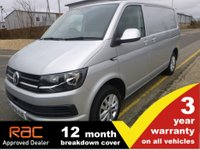 USED 2018 18 VOLKSWAGEN TRANSPORTER T28 SWB Highline 102ps TAILGATE