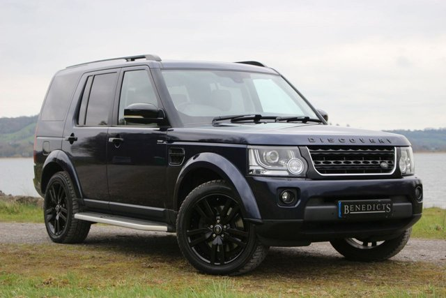 2016 65 LAND ROVER DISCOVERY 3.0 SDV6 HSE 5d AUTO 255 BHP