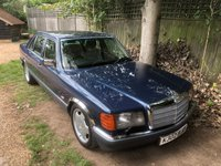 USED 1992 MERCEDES-BENZ S CLASS 5.0 500 SEL 4d AUTO, AMG ALLOYS, LOWERED,LOOKS GREAT,FSH