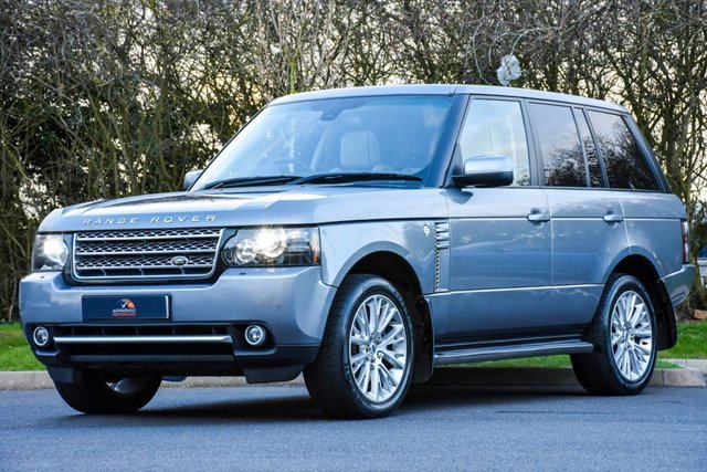 2012 LAND ROVER RANGE ROVER 4.4 TDV8 WESTMINSTER 5d AUTO 313 BHP