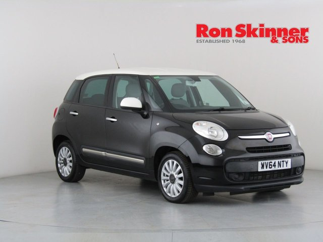 View our 2014 64 FIAT 500L 1.6 MULTIJET LOUNGE 5d 105 BHP