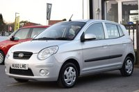 USED 2010 60 KIA PICANTO 1.0 1 5d 61 BHP Full Service History With 8 Stamps.Timing Belt Replaced.2 Keys.