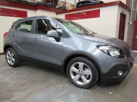 USED 2014 64 VAUXHALL MOKKA 1.7 CDTi ecoFLEX 16v Exclusiv FWD (s/s) 5dr **FINANCE OPTIONS AVAILABLE***