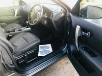 USED 2013 63 NISSAN QASHQAI 1.6 Acenta CVT 2WD 5dr FSH,2 KEYS, GREAT RUNNER