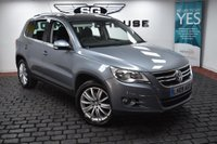 USED 2009 09 VOLKSWAGEN TIGUAN 2.0 TDI Sport Tiptronic 4MOTION 5dr Low Mileage, 2 Owners, DSG