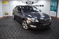 USED 2010 10 FORD MONDEO 2.0 Titanium X Powershift 5dr