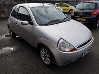 2007 FORD KA 1.3 ZETEC CLIMATE CLOTH 3d 69 BHP £1195.00