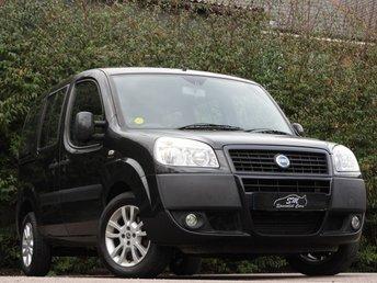 2007 FIAT DOBLO 1.9 JTD DYNAMIC 5d 104 BHP £2190.00