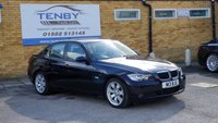 USED 2008 m BMW 3 SERIES 2.0 318D EDITION SE 4d 141 BHP