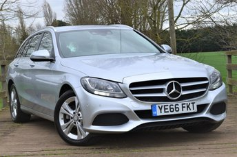 2016 MERCEDES-BENZ C-CLASS 2.1 C 220 D SE EXECUTIVE EDITION 5d AUTO 170 BHP £12990.00