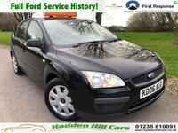 2006 FORD FOCUS 1.4 LX 5d 80 BHP £2495.00
