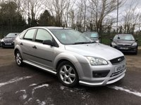 2005 FORD FOCUS 1.8 TDCI SPORT  5d  PART EXCHANGE TO CLEAR  £1500.00