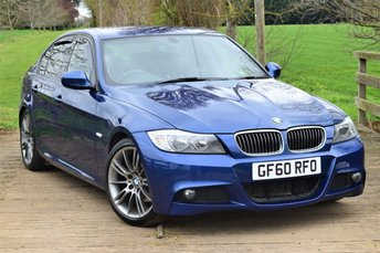 2010 BMW 3 SERIES 2.0 318D SPORT PLUS EDITION 4d 141 BHP £4995.00