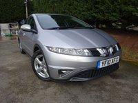 2010 HONDA CIVIC 1.8 I-VTEC SE 5d 138 BHP £6295.00