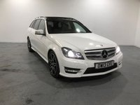 USED 2013 13 MERCEDES-BENZ C CLASS 2.1 C250 CDI BLUEEFFICIENCY AMG SPORT PLUS 5d AUTO 202 BHP 6 X SERVICE HISTORY + FULL PROVIDED