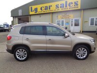 USED 2012 62 VOLKSWAGEN TIGUAN 2.0 SE TDI BLUEMOTION TECHNOLOGY 4MOTION DSG 5d AUTO 138 BHP