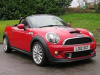 2012 MINI ROADSTER 2.0 COOPER SD 2d 141 BHP £7590.00