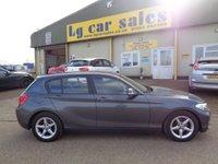 2016 BMW 1 SERIES 1.5 116D ED PLUS 5d 114 BHP £11995.00