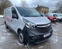 USED 2015 15 VAUXHALL VIVARO 1.6 2900 L2H1 CDTI P/V 1d 114 BHP ABSOLUTELY IMMACULATE