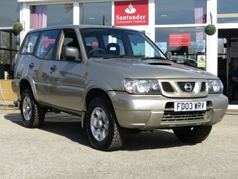 View our NISSAN TERRANO