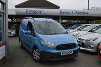 2015 FORD TRANSIT COURIER 1.6 TREND TDCI 1d 94 BHP £6499.00