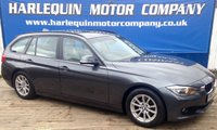 2014 BMW 3 SERIES 2.0 320D EFFICIENTDYNAMICS BUSINESS TOURING 5d AUTO 161 BHP £7999.00