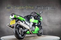 USED 2013 63 KAWASAKI ZZR1400 DBF ABS  GOOD & BAD CREDIT ACCEPTED, OVER 600+ BIKES IN STOCK