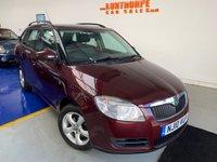 2010 SKODA FABIA 1.4 2 TDI 5d 79 BHP £4295.00