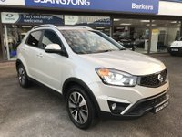 USED 2014 64 SSANGYONG KORANDO 2.0 60TH ANNIVERSARY 5d 147 BHP GOT A POOR CREDIT HISTORY * DON'T WORRY * WE CAN HELP * APPLY NOW *