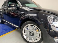 USED 2012 12 VOLKSWAGEN BEETLE 1.4 DESIGN TSI 3d 158 BHP **LOW MILEAGE CAR WITH 1 FORMER KEEPER**