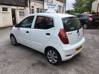 USED 2013 13 HYUNDAI I10 1.2 CLASSIC 5d 85 BHP Only £20 Road Tax & Only 28,000 Miles, Full Service History, Air Con,