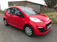 USED 2013 63 PEUGEOT 107 1.0 ACCESS 3 DOOR FREE ROAD TAX FULL SERVICE HISTORY 2 OWNERS